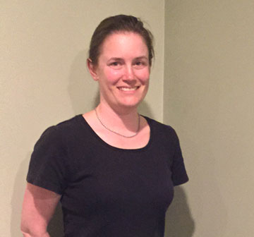 Licensed Massage Therapist Carolyn Henn